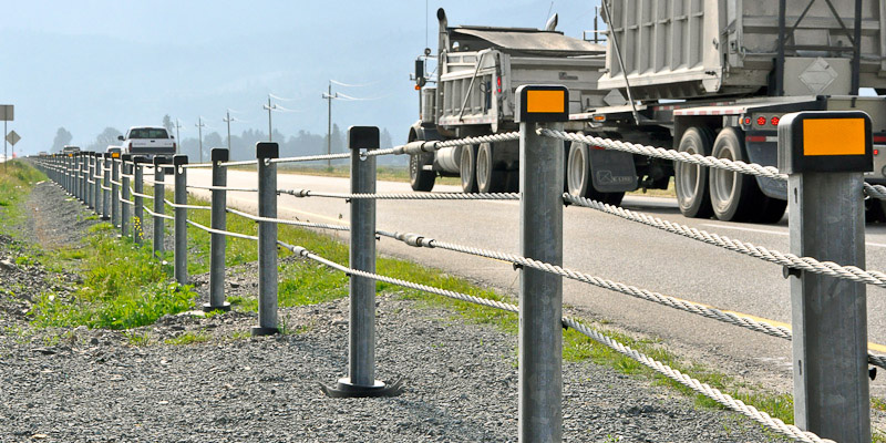 Brifen Canada The World Leader In Cable Barrier Technology